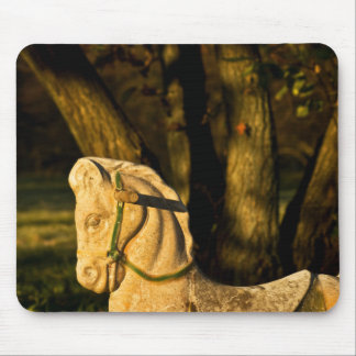 Chestnut Horse Mouse Pads