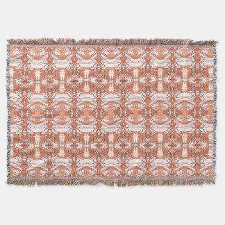chestnut throw blanket