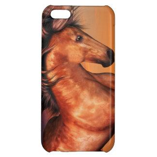 Chestnut Unicorn iPhone 5C Case