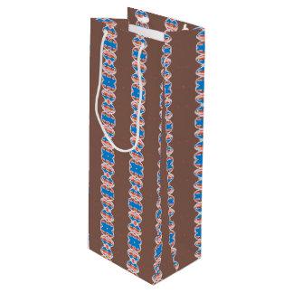 chestnut wine gift bag