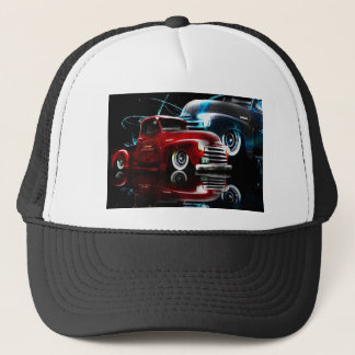 Chev Pickup.jpg Trucker Hat