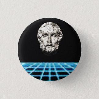Chevalier Avant Garde - Homer & Grid - Heterotopia 3 Cm Round Badge