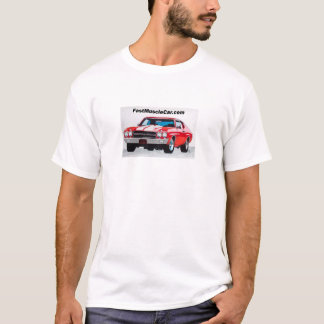 Chevelle Fast Muscle car T-Shirt