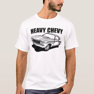 Chevelle Heavy Chevy Shirt