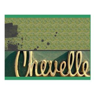 chevelle postcard