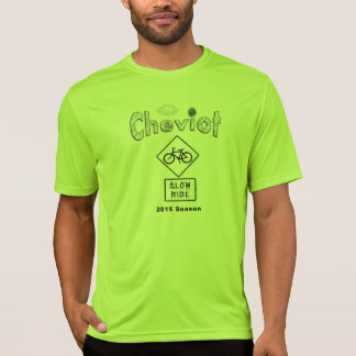 Cheviot Slow Ride Event Biking Shirt