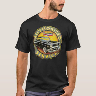 Chevrolet Bel air service sign T-Shirt
