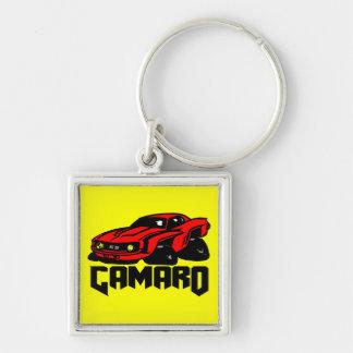 Chevrolet Camaro SS Key Ring