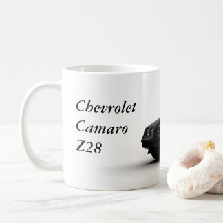 Chevrolet Camaro Z28 Classic American Muscle Car Coffee Mug