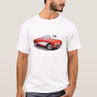 Chevrolet Corvette Vette 1956 '56 tshirt