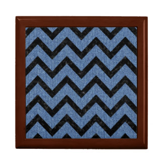 CHEVRON9 BLACK MARBLE & BLUE DENIM (R) GIFT BOX