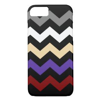 Chevron Colour Combination Phone Case