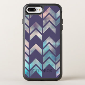 Chevron Dream 2 (Plum) Otterbox OtterBox Symmetry iPhone 8 Plus/7 Plus Case