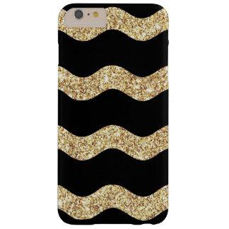 Chevron Glitter Case