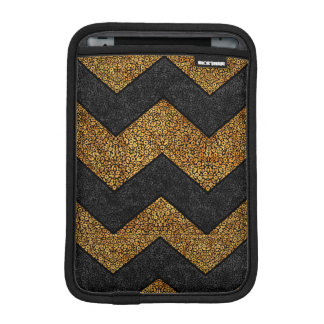 Chevron Paisley Pattern Geometric ZigZag Design iPad Mini Sleeve