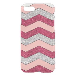 chevron pink iPhone 7 case