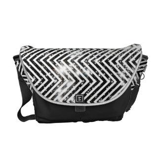 CHEVRON Universe Courier Bag