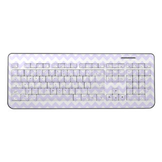 Chevron Wireless Keyboard