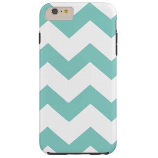 Chevron zigzag stripes tough iPhone 6 plus case