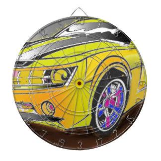 Chevy Camero Dartboard