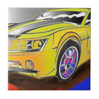 Chevy Camero Tile