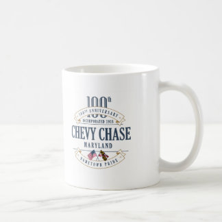 Chevy Chase, Maryland 100th Anniversary Mug