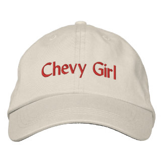 Chevy Girl Hat
