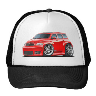 Chevy HHR SS Red Truck Cap