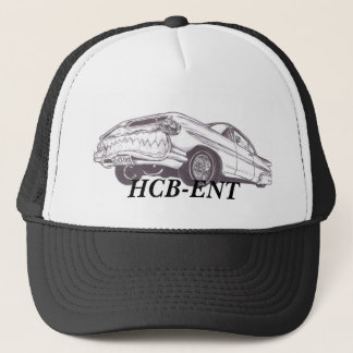 Chevy Monster copy, HCB-ENT Trucker Hat