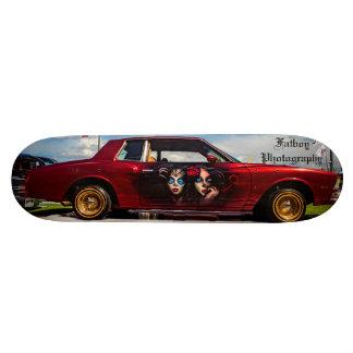 Chevy Monte Carlo Lowrider Skateboard Deck