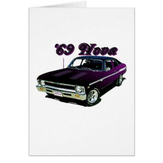 Chevy:  Nova Card