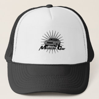 Chevy Nova Muscle Car Trucker Hat