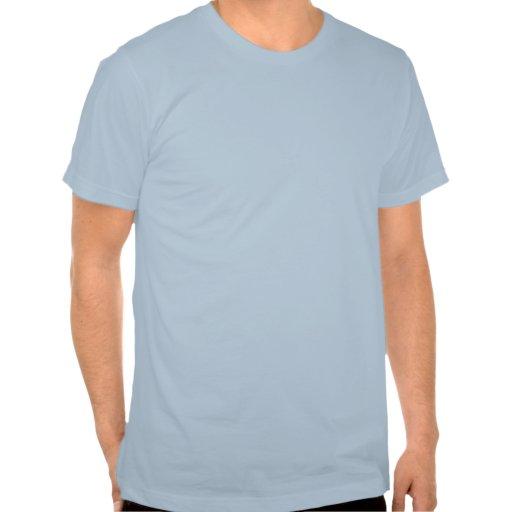 Chevy Nova SS Blue Classic Winged Skull Eroded Pa Tee Shirt