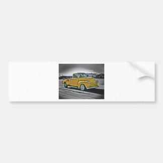 Chevy pick UP Bumper Sticker