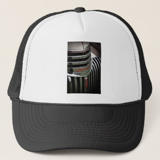 Chevy pickup art print trucker hat