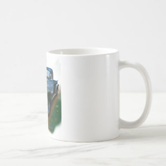 Chevy pickup truck coffee mug