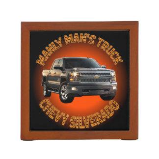 Chevy Silverado Truck Desk Organizer. Desk Organiser