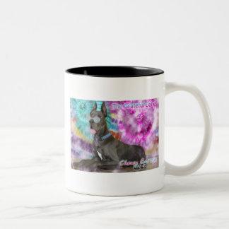 Chewy Garcia Two-Tone Coffee Mug