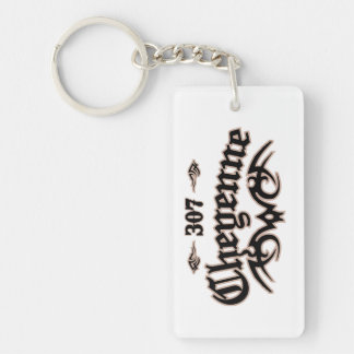 Cheyenne 307 key ring