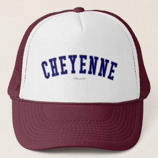 Cheyenne Trucker Hat