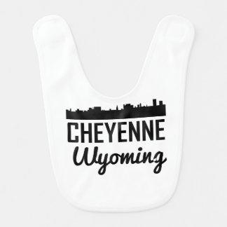 Cheyenne Wyoming Skyline Bibs