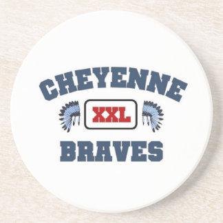 Cheyenne XXL Braves Coaster