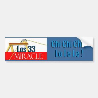 Chi Chi Chi Le Le Le Bumper Sticker