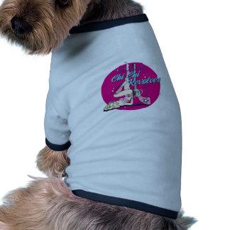 Chi Chi Revolver Hula Hoop Dog T Shirt