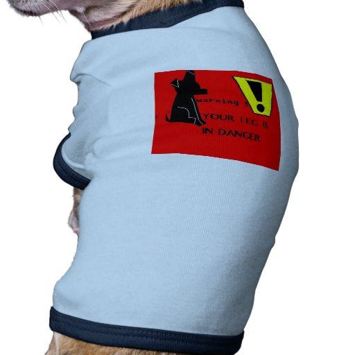 chi dog tee shirt