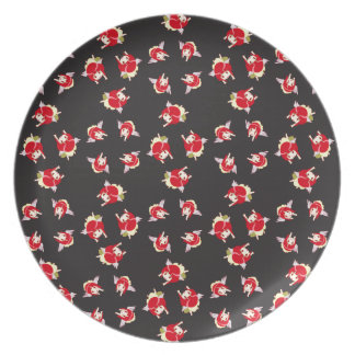 chi pattern-01 party plates
