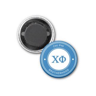 Chi Phi | Badge Magnet