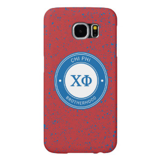 Chi Phi | Badge Samsung Galaxy S6 Cases