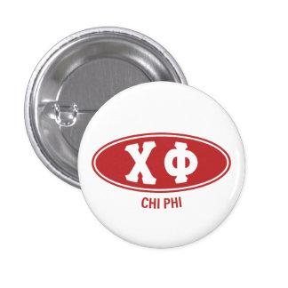 Chi Phi | Vintage 3 Cm Round Badge