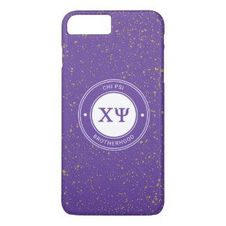 Chi Psi | Badge iPhone 8 Plus/7 Plus Case